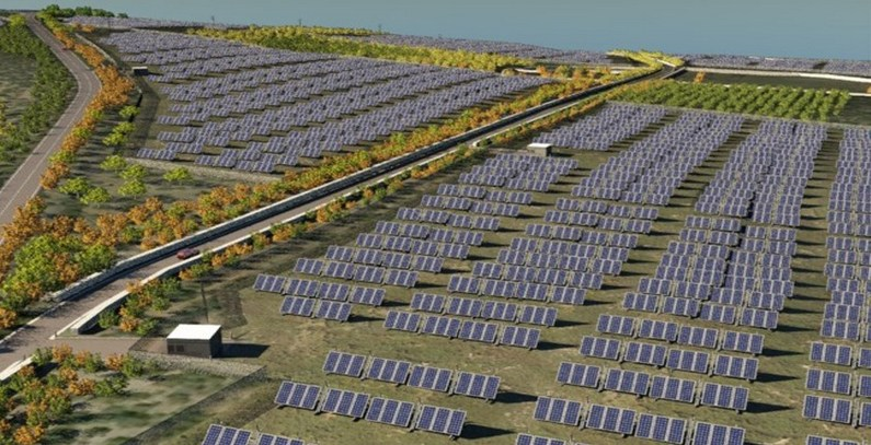 HEP starts building Croatia's biggest solar power plant
