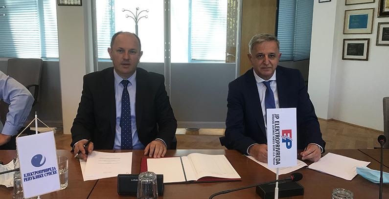 ERS, EPHZHB agree to extend cooperation on PHE Čapljina