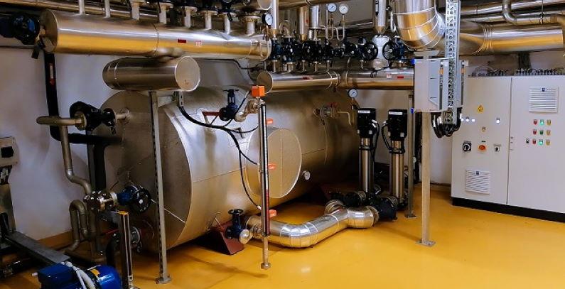 Energetika Ljubljana adds waste heat from Lek to district heating network