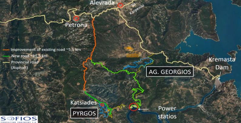 Greece EU state aid 680 pumped storage