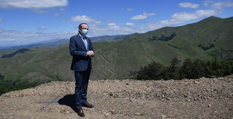 Hoti: 105 MW wind park Bajgora in Kosovo* to come online by April