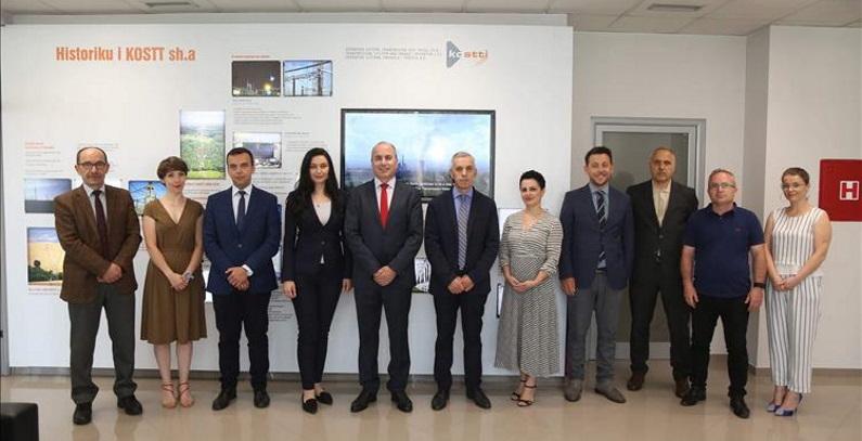 Kosovo's KOSTT connection agreement ENTSO-E
