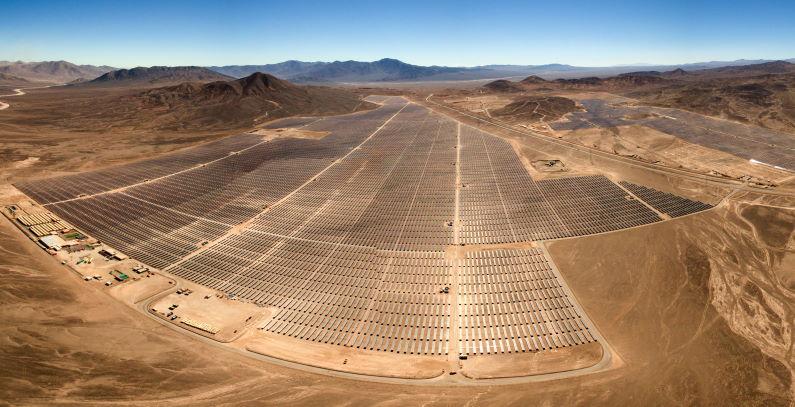 TAQA, Masdar, EDF, JinkoSolar ink deal for 2 GW PV plant in Abu Dhabi