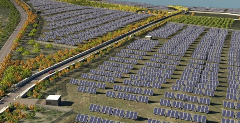 Vis island turning self-sufficient as HEP's 3.5 MW solar plant starts trial run
