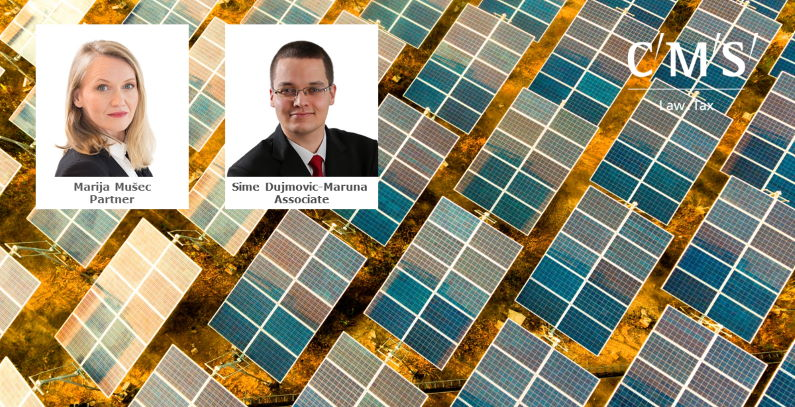 How to participate in auction for renewable energy incentives in Croatia