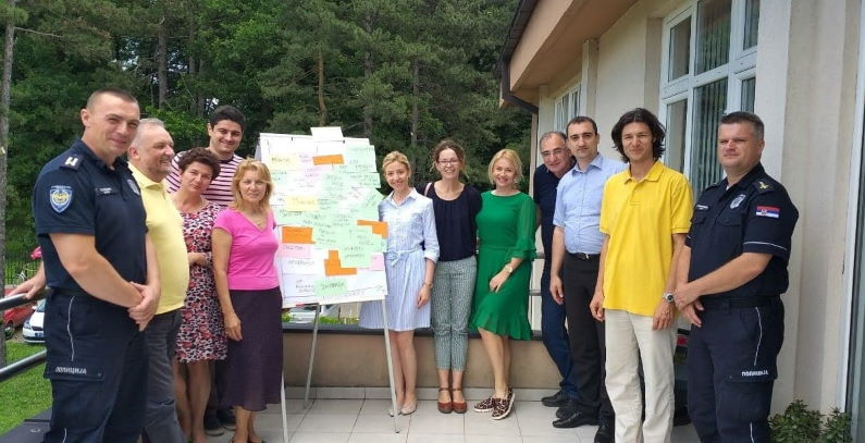 GIZ ORF-EE with associations municipalities towards sustainable urban mobility