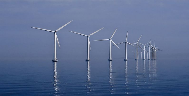 Saipem offshore wind farm Adriatic Sea