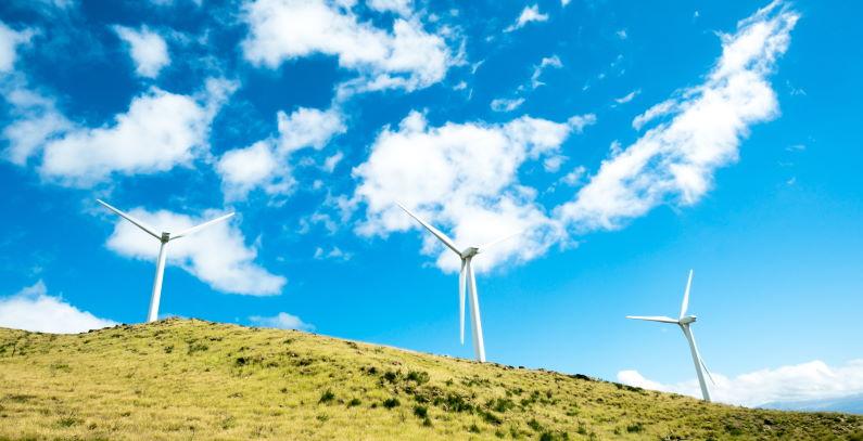 Suzlon turbines 25 MW Ivan Sedlo wind park