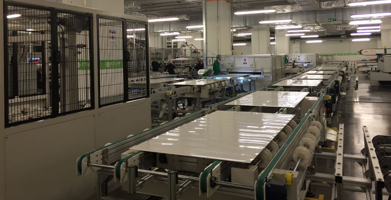 Turkey opens integrated solar cell factory within USD 1.4 billion project