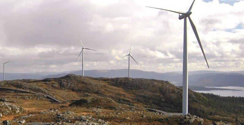 Final turbine installed at Europe's biggest onshore wind complex Fosen