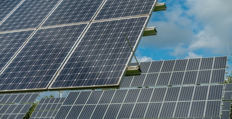 RP Global solar power plant Croatia island