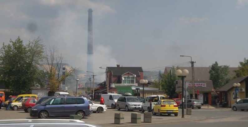Bor criminal complaint Zijin air pollution