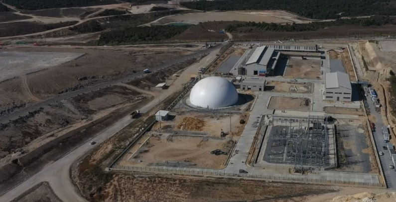 Istanbul completes first phase of world's biggest landfill gas power plant