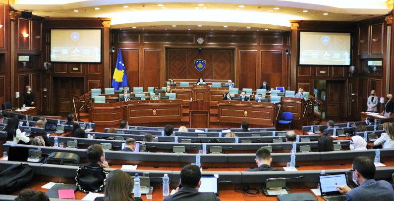 Kosovo parliamentarians small hydropower permits