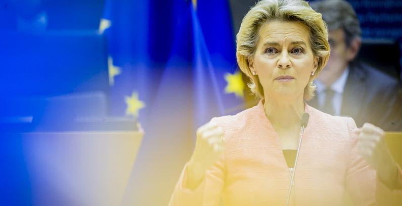 Von der Leyen targets 55% greenhouse gas emissions cut in EU by 2030