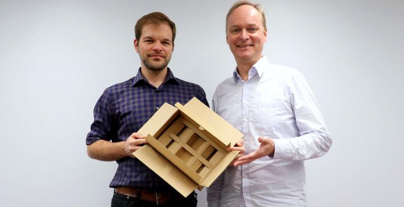 Innovative Manyfolds' technology reduces packaging environmental footprint
