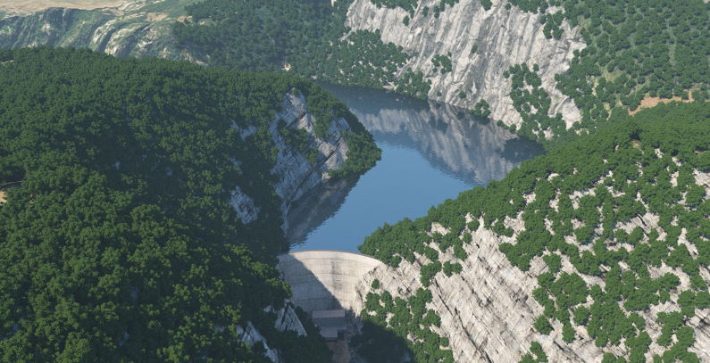 Montenegro awards deal to EPCG for hydropower plant Komarnica