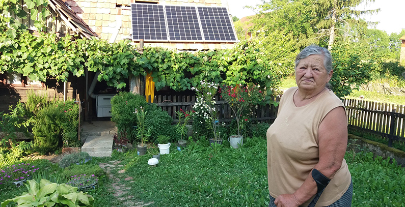 Six Croatian households get acces to electricity with solar panels