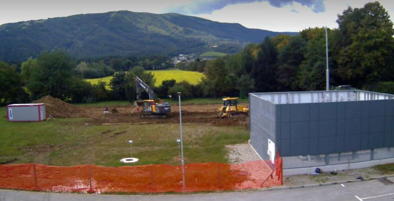Sincro.Grid project starts works on 5 MW battery storage facility