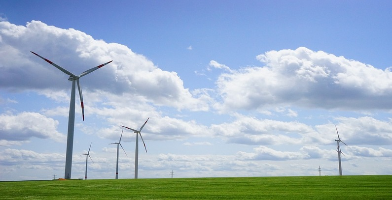 Draft energy permit adopted for 48 MW Pakline 2 wind farm