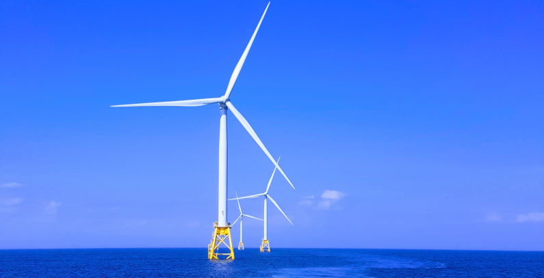 Four companies Greek offshore wind