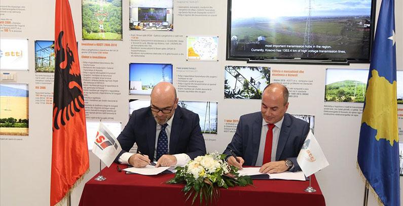 KOSTT-OST-sign-agreement-on-establishing-Albanian-Power-Exchange
