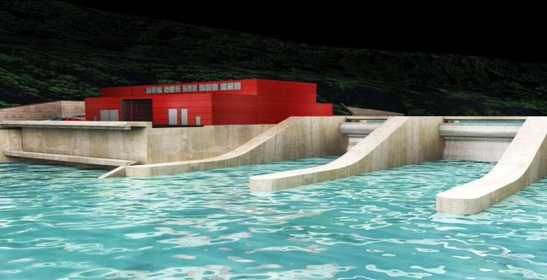 Slovenia's HSE concession three hydropower plants Sava