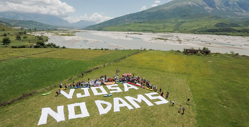 No hydropower plants to be built on Vjosa river