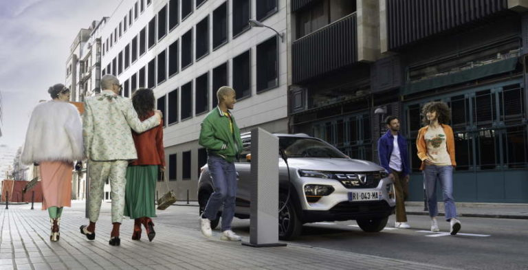 dacia spring cheapest electric car romania