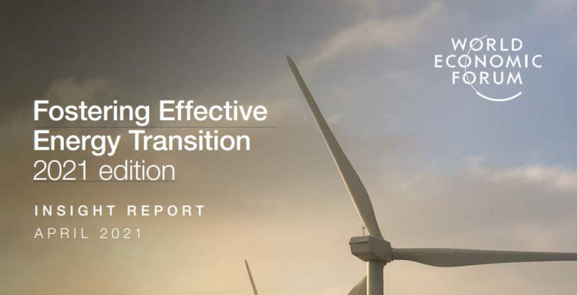 Fostering Effective energy transition world economic forum