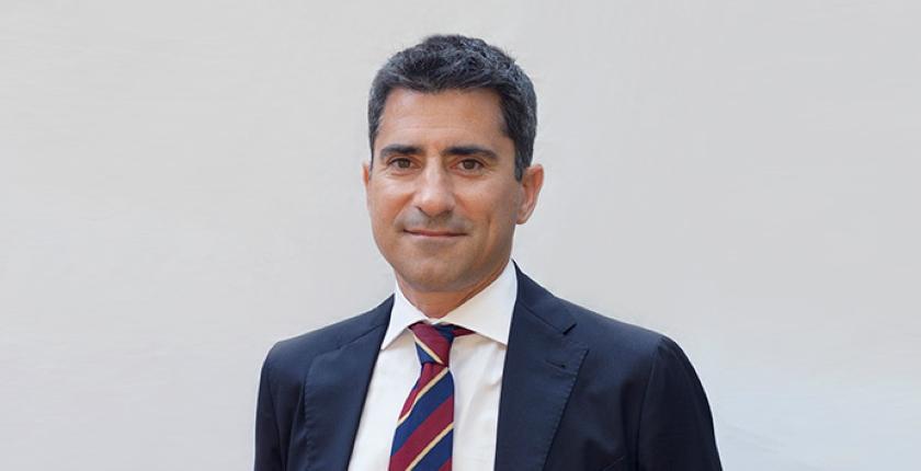 Matteo Colangeli EBRD's Western Balkans, Serbia chief