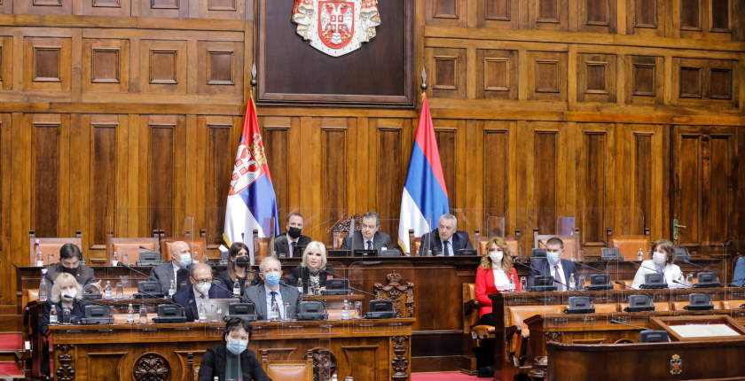 Serbia adopts four laws on energy mining