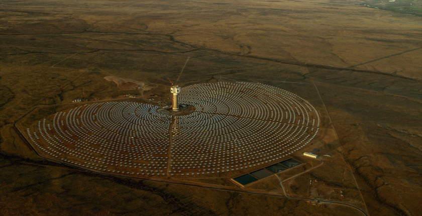 Solar, wind can meet world energy demand 100 times over