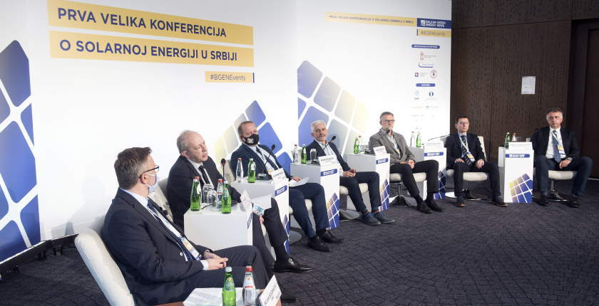 conference solar energy serbia heating plants