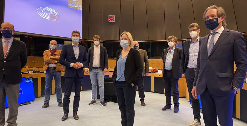 european climate law deal climate neutrality 2050 emissions target