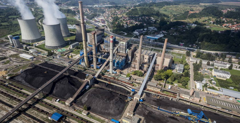 EPBiH calculate CO2 prices internally deal Energy Community