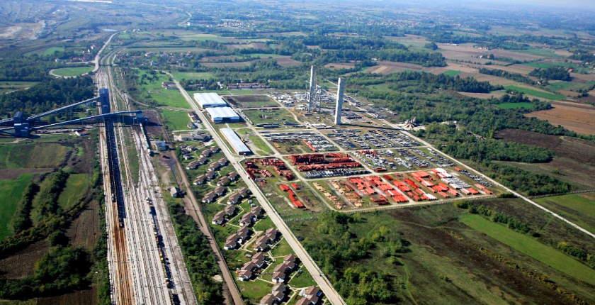 Serbia halts construction of 350 MW coal power plant Kolubara B