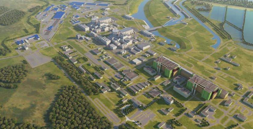 hungary paks II nuclear power plant