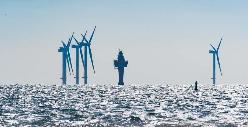 Shell CIP investor pool offshore wind power Greece