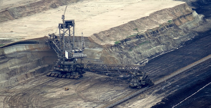 EU coal consumption decreased by two thirds in last 30 years