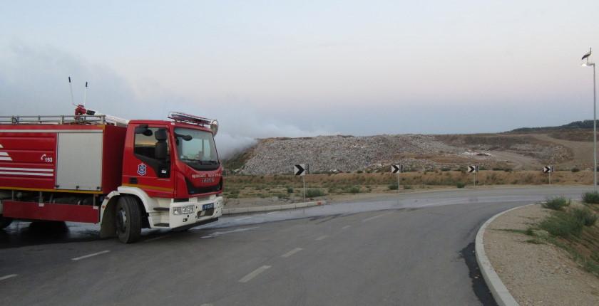 Vinca landfill fire responsible