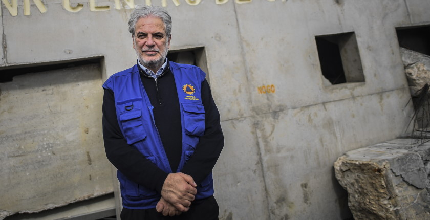 Christos Stylianides Greece first climate crisis ministry