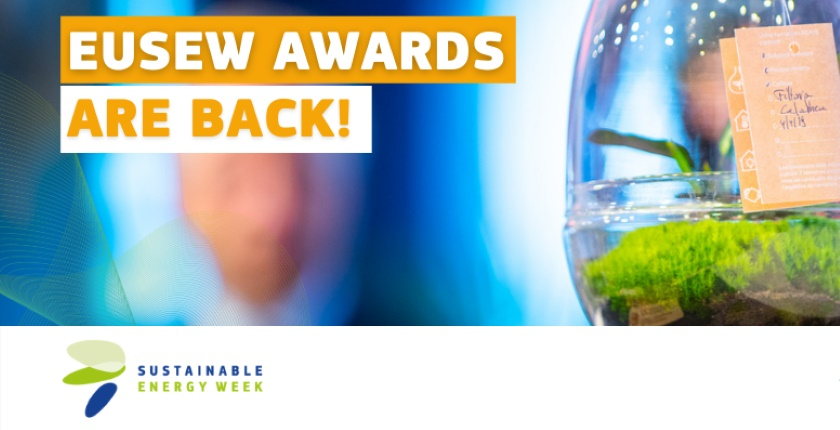 EUSEW launches public voting for European clean energy leaders, project awards