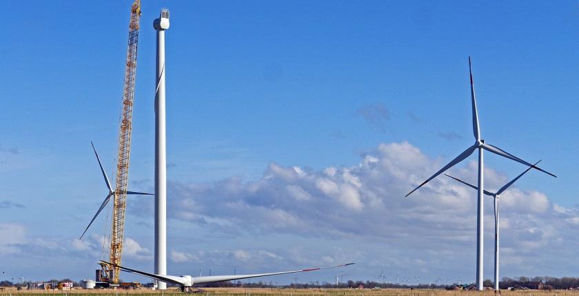 Siemens Gamesa world first recyclable wind turbine blades