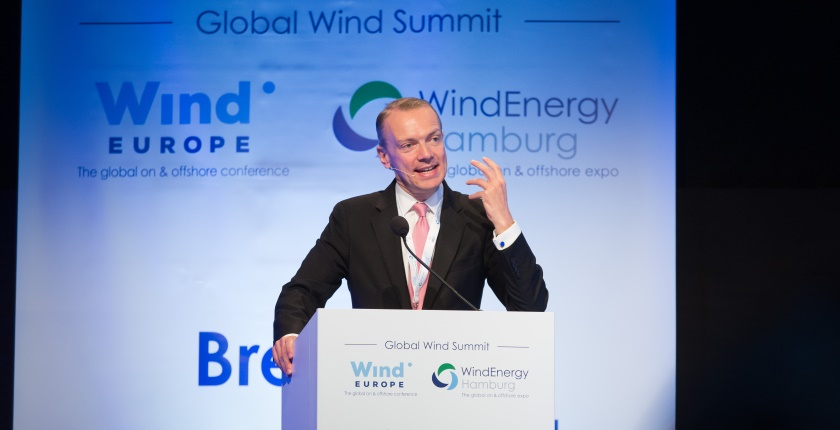 Wind power strongest force decarbonization EU