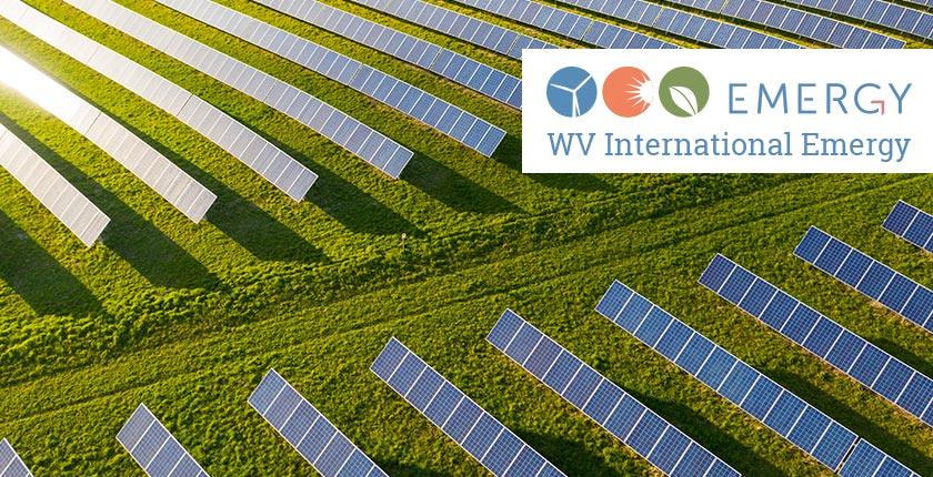 WV International Emergy solar power plant Zabalj