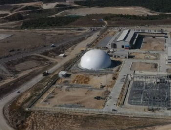 Istanbul first phase world's biggest landfill gas power plant